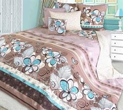 Комплект постельного белья Примавера перкаль Серпантин - фото 7290