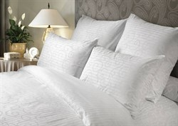 Комплект постельного белья Verossa страйп Магический узор - фото 7348