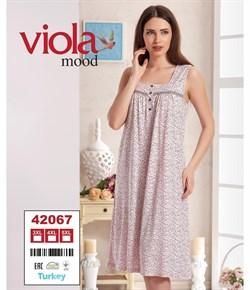 Ночная сорочка viola - фото 7390