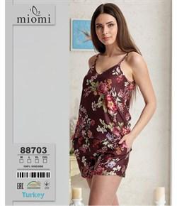 Комплект топ шорты miomi - фото 7424