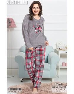 Пижама флис - фото 7462