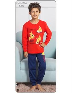 Пижама детская байка - фото 7490