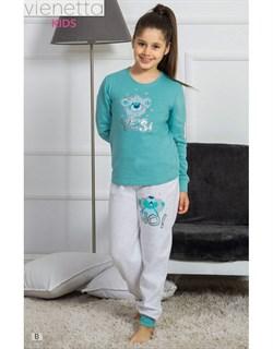 Пижама детская байка - фото 7492