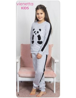 Пижама подростковая байка - фото 7494