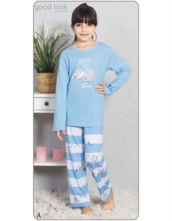 Пижама детская - фото 7523