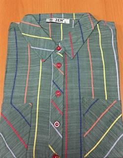 Туника-рубашка - фото 7539