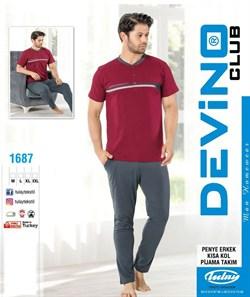 Комплект футболка брюки - фото 7563