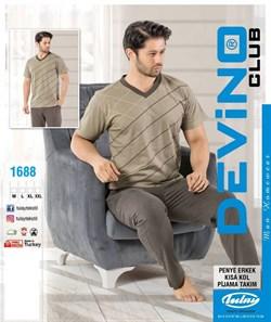 Комплект футболка брюки - фото 7565