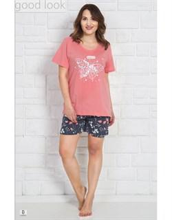 Комплект футболка шорты - фото 7711