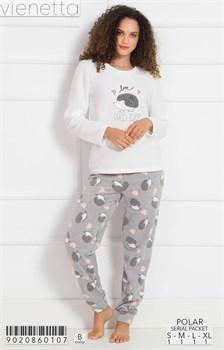 Пижама флис - фото 7773
