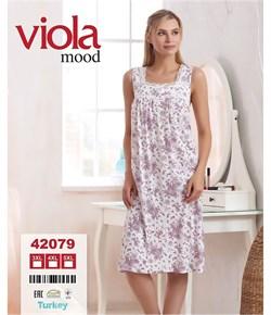 Ночная сорочка viola - фото 7983