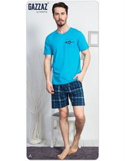 Комплект футболка шорты - фото 8059