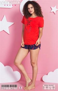 Комплект футболка шорты DREAM - фото 8108