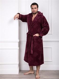 Халат мужской банный - фото 8211
