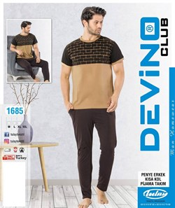 Комплект футболка брюки - фото 8216