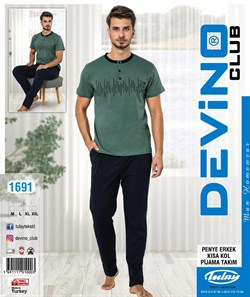 Комплект футболка брюки - фото 8218