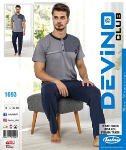 Комплект футболка брюки - фото 8220