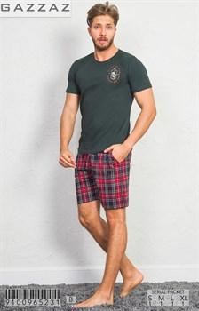 Комплект футболка шорты - фото 8273