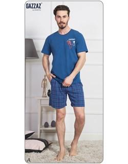 Комплект футболка шорты - фото 8279