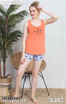 Комплект майка шорты - фото 8598