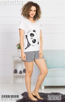Комплект футболка шорты - фото 9031
