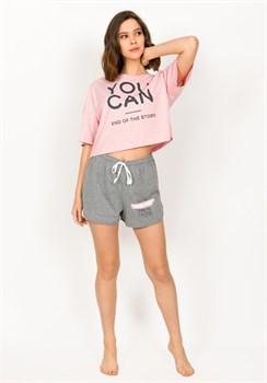 Комплект футболка шорты - фото 9645