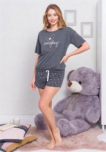 Домашний комплект футболка и шорты