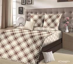 Комплект постельного белья ЛидерТекс бязь Стюарт