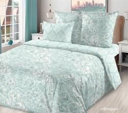 Комплект постельного белья ЛидерТекс поплин Флора