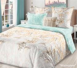 Комплект постельного белья ЛидерТекс поплин Магнолии