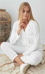 Женская пижама с застежкой на пуговицы Angel`s Secret