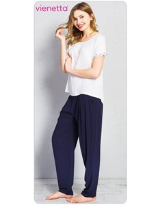 Комплект футболка брюки PLUS