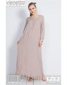Домашнее платье PLUS
