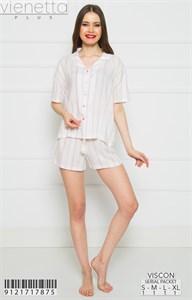 Комплект рубашка шорты PLUS
