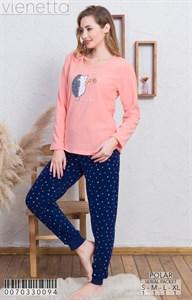 Пижама флис